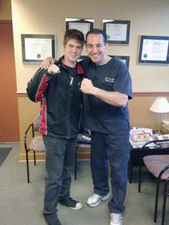 Alex Mcleod - elite martial arts champion